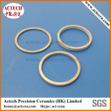 Anello personalizzato della ceramica metallizzato fabbricazione