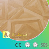 12.3mm AC4 Embossed Cherry Parquet Waterproof Laminbate Wood Flooring