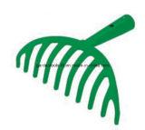 Пластичная сгребалка сада травы или листьев