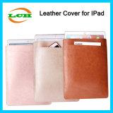 iPadのための簡単な超薄い二重革製バッグの箱