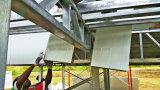 Het knappe Staal prefabriceerde Modulair Huis voor het Gebruik van de Familie