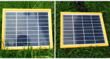 PolySonnenkollektoren 5W-10W für Solarbeleuchtungssystem