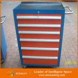 Шкаф инструмента ящиков оптовой продажи 7 высокого качества передвижной