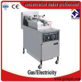 Sartén abierta eléctrica del pollo de Mdxz-24 Kfc (ISO del CE)