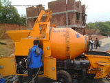 Heißes Selling Diesel Concrete Mixer und Pump