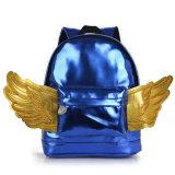 Trouxa das crianças da asa do anjo do saco de ombro do menino da menina dos sacos de escola do plutônio dos miúdos