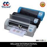 Vinyl Desk-Top Cutting Plotter Cutting Machine para Stickers (VCT-A3/A4)