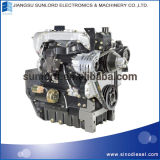 De Dieselmotor van Isuzu 4JB1