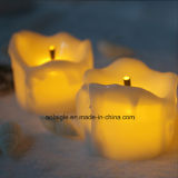 Optical Fiber LED Candle Light의 새로운 Design Mini Head