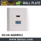 Placa hotSelling 86 Estilo HDMI VGA Módulo de Audio Video Wall