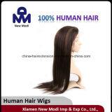 Pelucas naturales brasileñas del pelo del pelo humano de la Virgen