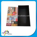 El papel de imprenta de encargo del diseño de la manera calza el rectángulo del conjunto