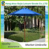 8 ' ombrelli di legno del raggruppamento/spiaggia del Patio/del mercato del Palo