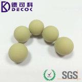 China gab weiche Silikon-Gummi-Kugel, SBR feste Gummikugel mit Aushärtung-Beständigem an