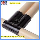 Metal que estampa el conectador flexible de las pipas de la fábrica (HS-FS-0018)