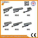 Energiesparender keramischer Infrarotpropan-Gasbrenner industrielles HD162