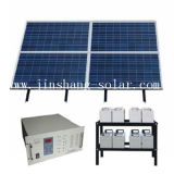 500W-3kw High Efficency Solar Power System voor Home (js-D201513500)