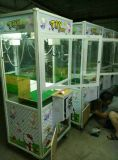 PLÜSCH-Spielzeug-Greifer-Kran-Maschine der glückliche Welt2015 Minifür Mall