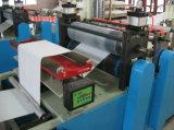 Máquina plegable de alta velocidad de la servilleta de papel de Sertiette que graba
