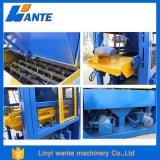 Qt6-15c Duits Concreet Blok die Machine maken, Het Maken van de Baksteen van de Vliegas Machine