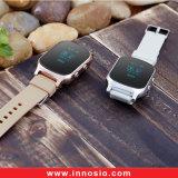 Seguimento pessoal do GPS do relógio do bracelete do pulso da G/M GPRS/perseguidor para miúdos/criança/adulto/sénior