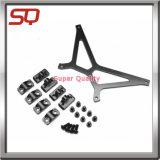 Pezzi meccanici di CNC di precisione per alluminio