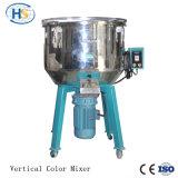 Mezclador vertical del color de la materia prima de Haisi para la protuberancia plástica