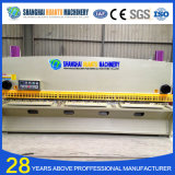 QC12y CNC de Hydraulische Scherende Machine van de Kwaliteit