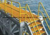 Отлитые в форму FRP проступи лестницы решетки/Anti-Slippery/FRP