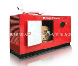молчком тепловозный генератор 25-63kVA с Чумминс Енгине (4B3.9-G1)
