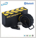 Mini altavoz sin hilos portable Subwoofer del coche de Bluetooth
