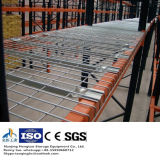 Galvanized resistente Wire Decking per Warehouse Pallet Rack