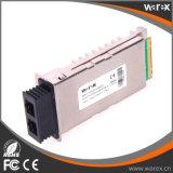 модуль 1550nm 40km приемопередатчика 10GBASE X2 для разъема SC SMF двухшпиндельного