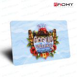 Cartão barato maioria de 125kHz RFID para o controle de acesso