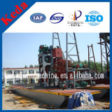Qingzhou Keda bauen Entwurfs-Becherkette-Sand-Bagger-Lieferung für Verkauf ab
