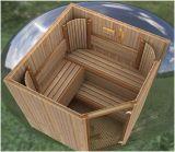 Zaal van de Sauna van de luxe de Commerciële Droge (pa-W8006SC)