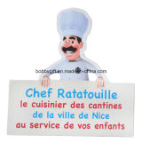 Paper su ordinazione Refrigerator/Fridge Magnet per Decoration