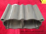 La alta calidad 6063 6061 T5 T6 sacó el perfil de aluminio del edificio