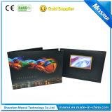 Tarjeta de felicitación de la música de la pantalla del LCD del diseño del cartón
