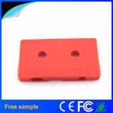 Flash Drive capacidad verdadera 8GB cinta de casete Estilo Chiavetta plástico USB
