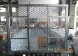 Reboque galvanizado mergulhado quente da caixa 2016 com rampa do engranzamento