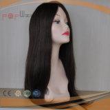 Parrucca medica non trattata piena del merletto della parte anteriore di alopecia dei capelli umani della base del merletto di migliore disegno