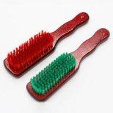 Escova de escova de pincel de madeira verde / vermelho de alta qualidade de 23cm.