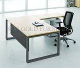 현대 멜라민 판매 사진 (SZ-ODT612)를 위한 나무로 되는 사무실 테이블