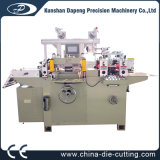 Logo Label Die Cutting Machine Prix