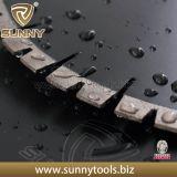 Лезвие алмазной пилы прямой связи с розничной торговлей фабрики высокого качества для мрамора