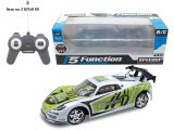 5 canaleta Remote Control Car Toys com Changer Battery (1: 14)