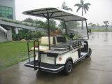 Автомобиль машины скорой помощи гольфа 2 мест электрический
