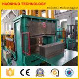 Aleta ondulada da eficiência elevada que dá forma à máquina