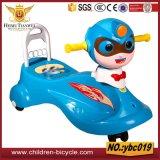 Speelgoed van de Auto van het Kind van het beeldverhaal het Hoofd Schommelende/van de Auto van de Schommeling van de Baby